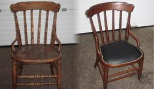 Перетяжка стульев на дому недорого в Воронеже