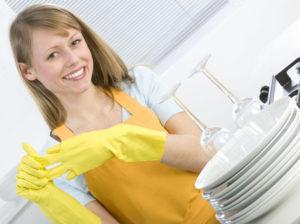 Мойка посуды на дому в Воронеже