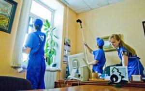 Уборка помещений в Воронеже