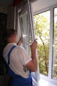 Замена створок пластиковых окон в Воронеже