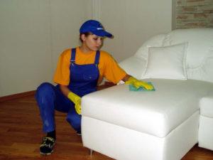 Чистка мебели на дому в Воронеже