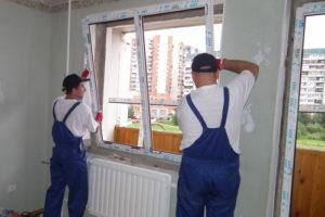 Установка пластиковых окон в Воронеже